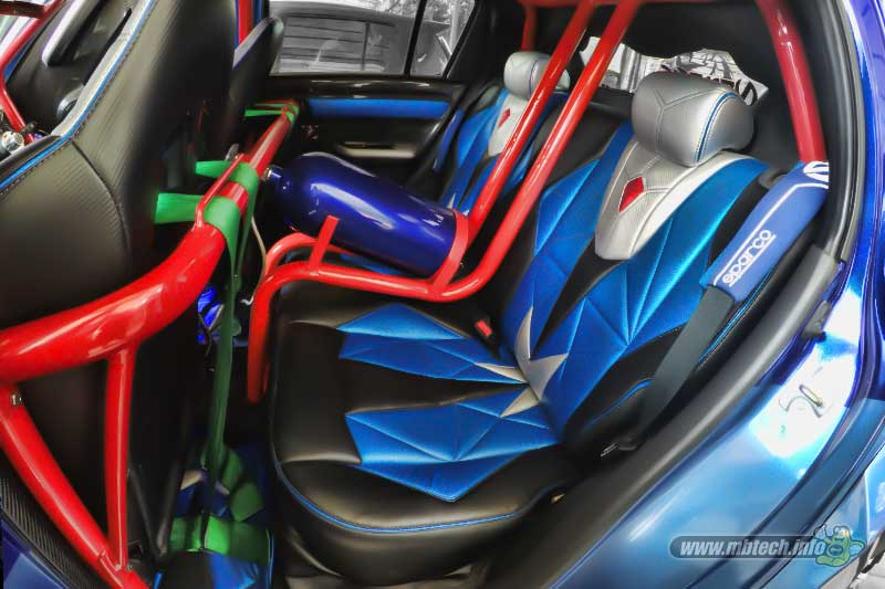 Suzuki-Swift-Jok-Custom-Carbon-Racing-Jok-belakang